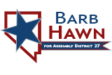 Barb Hawn for Assembly District 27